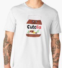 "Cute Nutella AKA ""Cutella"" Men's Premium T-Shirt"