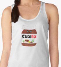 "Cute Nutella AKA ""Cutella"" Women's Tank Top"