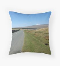 Ribblehead Throw Pillow