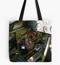 Flight Detail Tote Bag