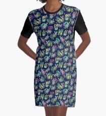 Australian Bilby (non-Easter version) Graphic T-Shirt Dress