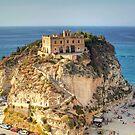 Sanctuary of Santa Maria dell'Isola by paolo1955