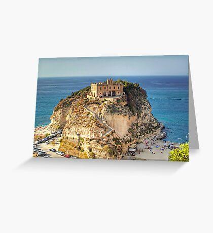 Sanctuary of Santa Maria dell'Isola Greeting Card