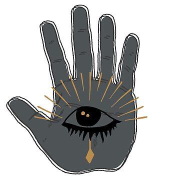 Eye Hand by nordheimr