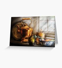 Cherished Memories Greeting Card