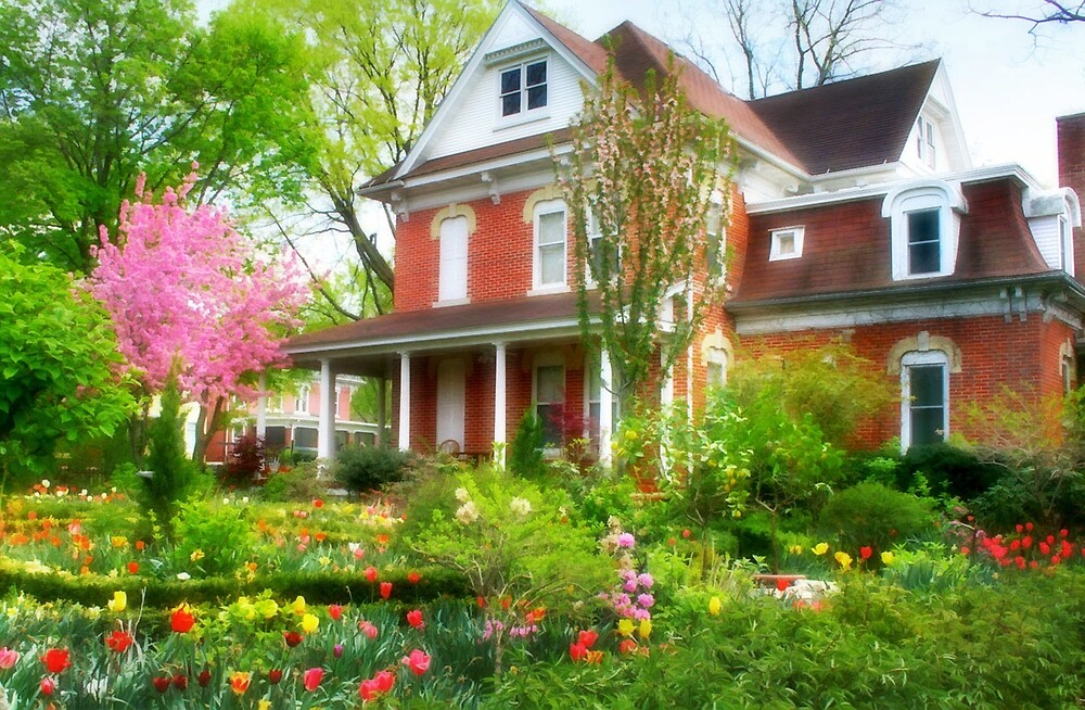 Spring Extravaganza! by Nadya Johnson