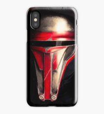Darth Revan - Conflicted Conqueror iPhone Case