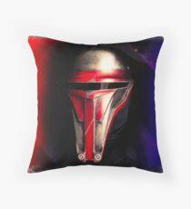 Darth Revan - Conflicted Conqueror Throw Pillow