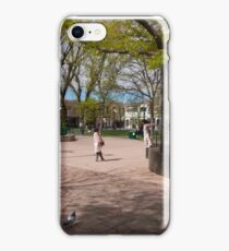 Central Plaza iPhone Case/Skin
