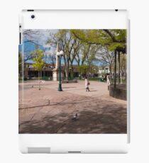 Central Plaza iPad Case/Skin