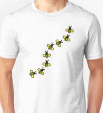 Camiseta ajustada Abejas
