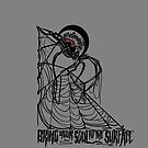 Bring your soul to the surface: spider by resonanteye