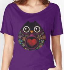 Owl's Hatch Women's Relaxed Fit T-Shirt
