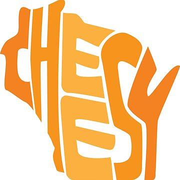 Cheesy Wisconsin by gstrehlow2011