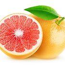 Cut grapefruits by 6hands