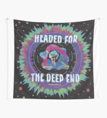 Tame Impala - Heading for the Deep End Wall Tapestry