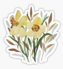 Daffodil Hill Sticker