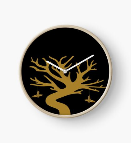 Medialia Gallery's Senbazuru Tree by The Ethyr (Gold) Clock