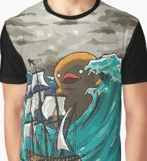 Deep-Sea Duckies Graphic T-Shirt