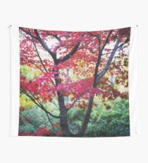 Shades of Autumn Wall Tapestry