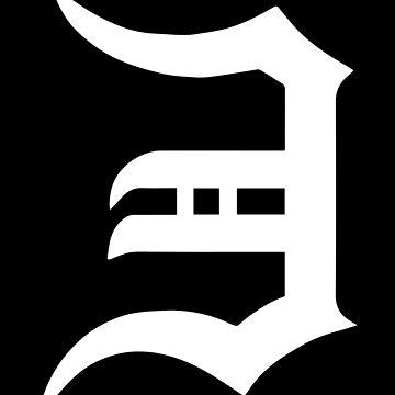 Eminem - Detroit E (White) by KH-Designs