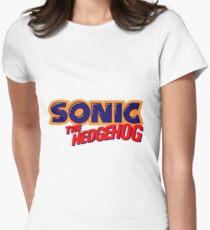 Sonic the Hedgehog Logo T-Shirt
