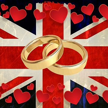 Great Britain marriage gift idea by haads