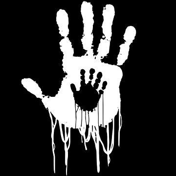 Death Stranding - Hands (White) by SWISH-Design