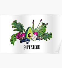 superfood Poster