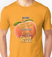 Peachy Keen Slim Fit T-Shirt
