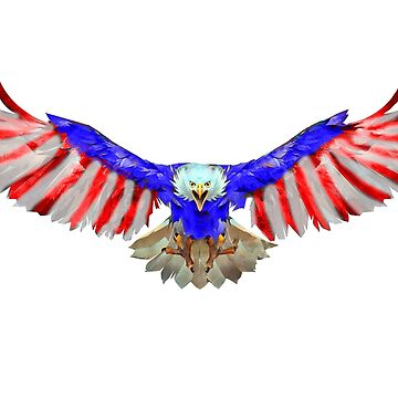 American Eagle by InMotionGraphic