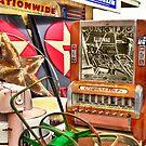 Cigarette Machine  by Jack DiMaio