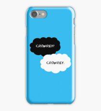 Crowrey? Crowrey. -- Supernatual Gag Reel iPhone Case/Skin