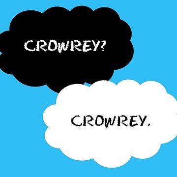 Crowrey? Crowrey. -- Supernatual Gag Reel by twinRenegade