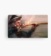 FLINTLOCK (Wide)  Canvas Print