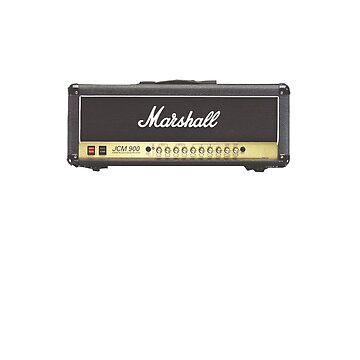 Cabeza de amplificador JCM-900 de basslinebenny