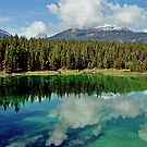 Valley of the Five Lakes, Jasper, Alberta, Canada by Adrian Paul