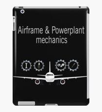 Aircraft Mechanics iPad Case/Skin