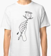 LiL Peep Rose Tattoo Classic T-Shirt