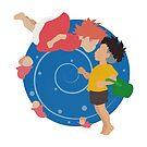 Ponyo-Illustration von jazzieart