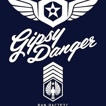 Gipsy Danger (White) by Olipop