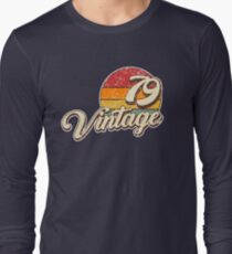 Vintage 1979 Long Sleeve T-Shirt