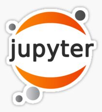 jupyter notebook Sticker