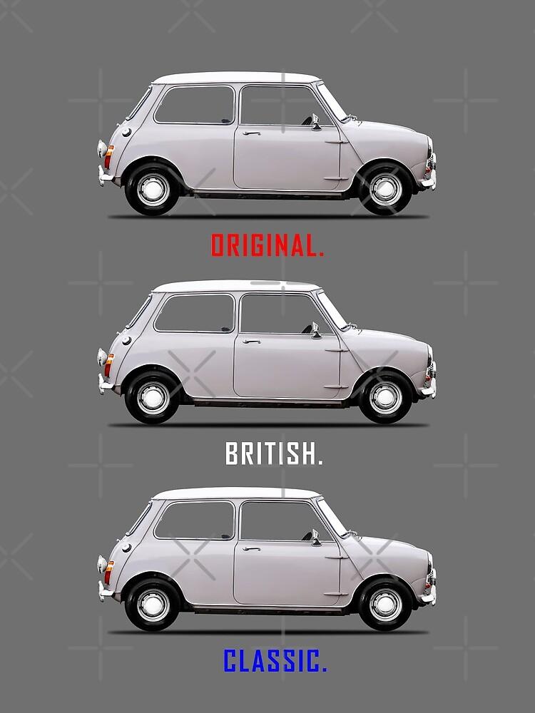 Original britischer Klassiker von rogue-design