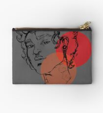 Lady in tattoos Studio Pouch
