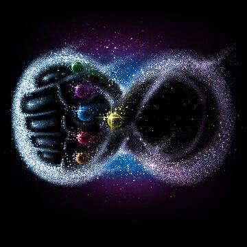 The Infinity Galaxy by jangosnow