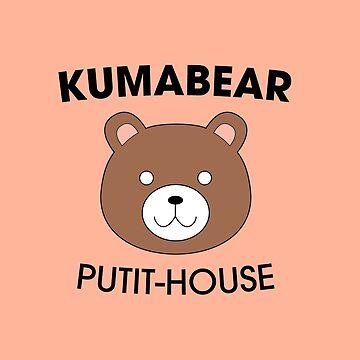 KUMABEAR PUTIT-HOUSE - Shokugeki No Soma by KingRedbad