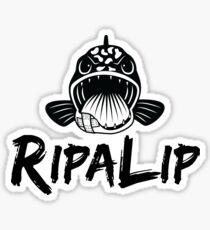 RipaLip Muskie Sticker