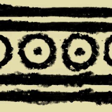 Viking pattern 1 by delfmeunier