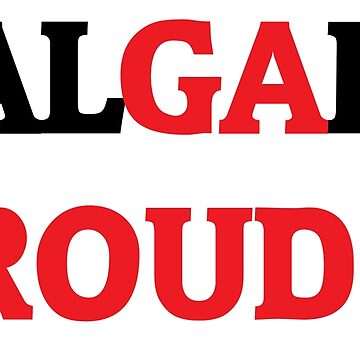 Calgary Proud by hamsters